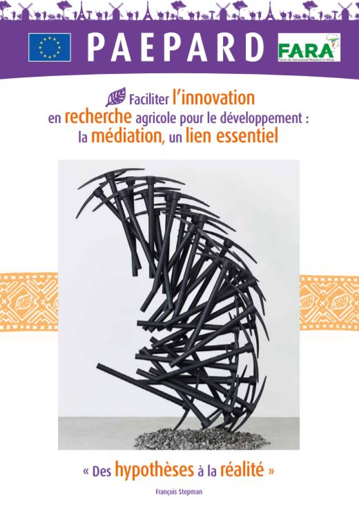 Facilitating innovation in ARD French