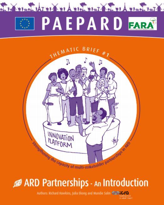 ARD Partnerships – An Introduction