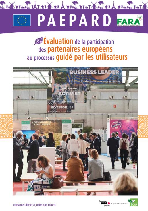Appraising the participation of European partners French