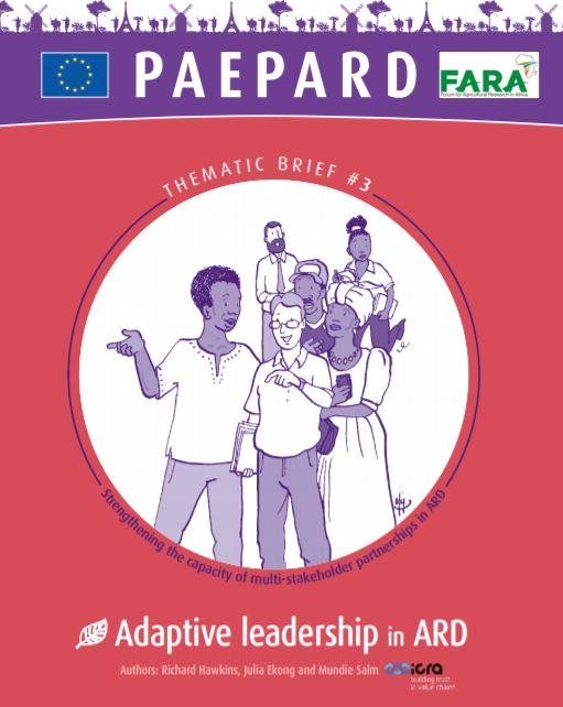 Adaptive leadership in ARD