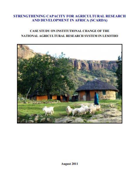LESOTHO case study