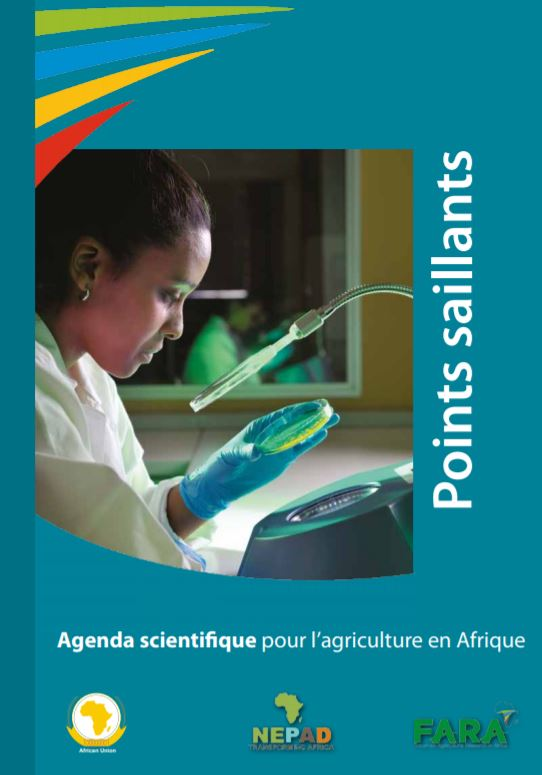 French Highlights Science Agenda