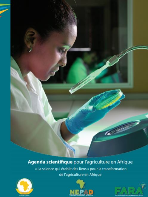 Highres French Science agenda for agriculture in Africa