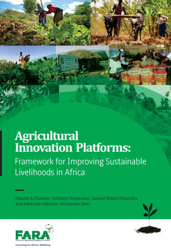 Agricultural Innovation Platforms