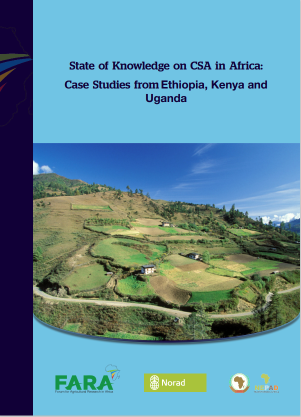 State of Knowledge On CSA: Case study from Ethiopia, Kenya and Uganda