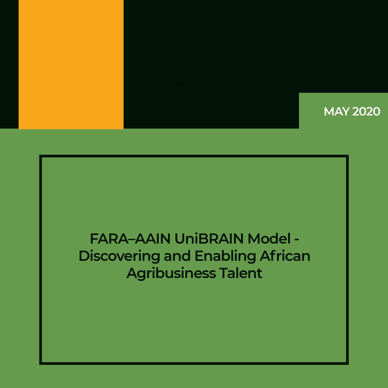 FARA–AAIN UniBRAIN Framework