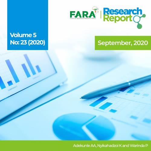 Models of Financing Smallholder Farmers to Trigger Agricultural Transformation on An Innovation Platform
