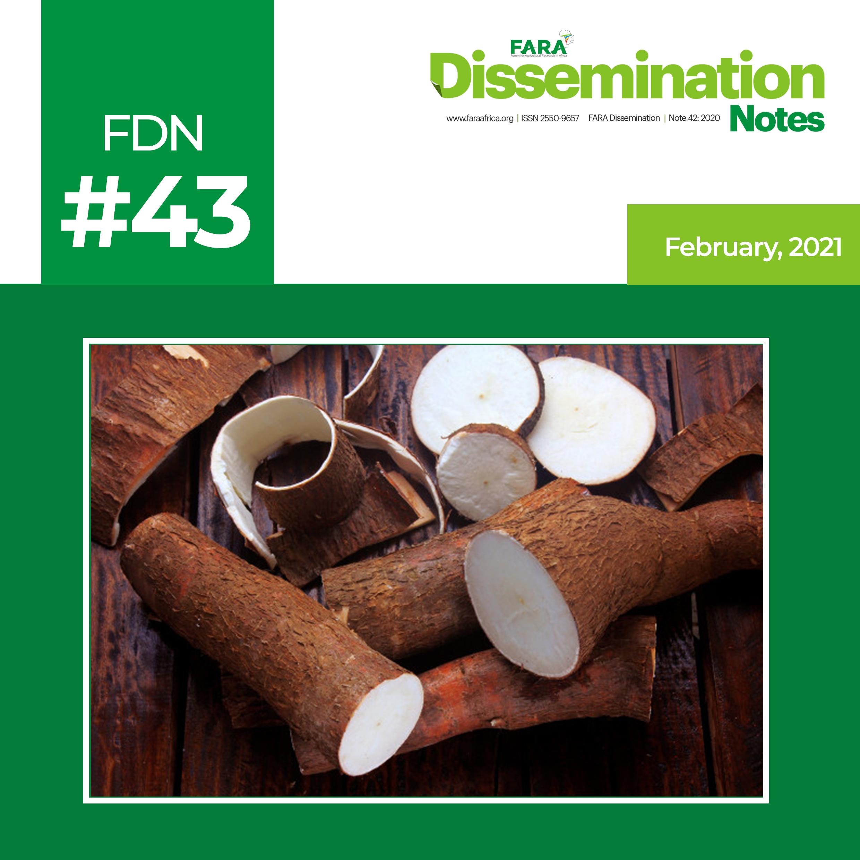 FDN_43-2021 The case of Cassava Weed Management Technology-FARA-TAAT