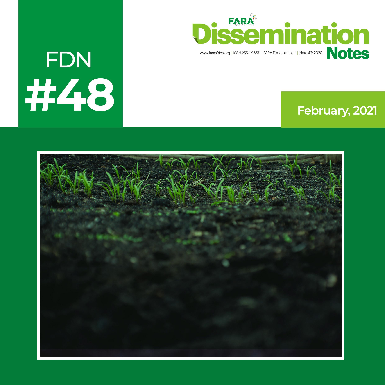 FDN 48_2021 – The case of Soil Fertility Enabler (SFE) Technology -FARA-TAAT