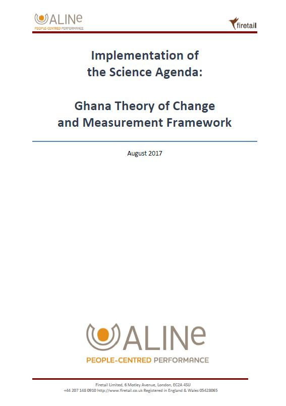 S3A Theory of Change report – Ghana (DOWNLOAD)