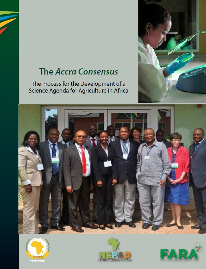 The Accra Consensus_The Process for the Development of a Science Agenda for Agriculture in Africa