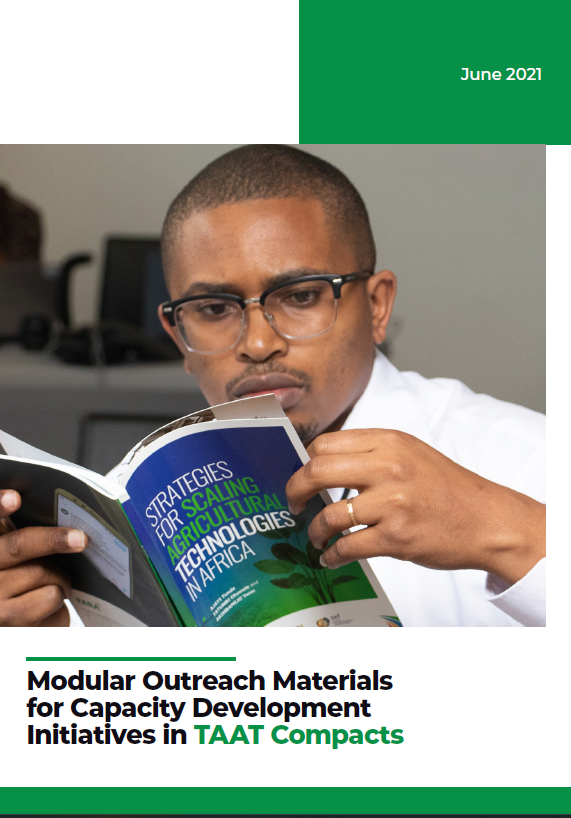 Modular Outreach Materials for Capacity Development Initiatives in TAAT Compacts
