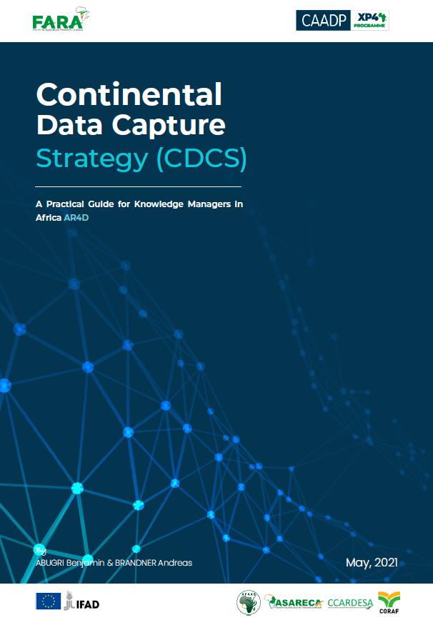 FARA Continental Data Capture Strategy – June2021